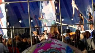 """12 июня 2014 г. Концерт """"Россия молодая"""". Группа Непара - В облаках"""