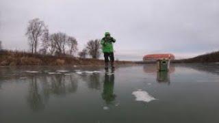 Рыбалка на Инсаре и забытом озере