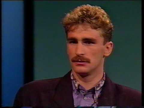 Kuntz nach Frankfurt ? - Interview April 1990