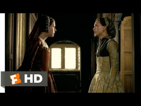 The Other Boleyn Girl (3/11) Movie CLIP - For My Good? (2008) HD
