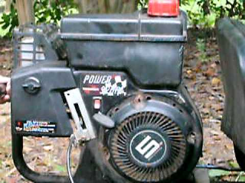 Go Kart Engine Diagram 7 Pin Caravan Socket Wiring Tecumseh Power Sport 5hp - Youtube