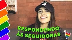 RESPONDENDO AS SEGUIDORAS! #LilianKimiResponde