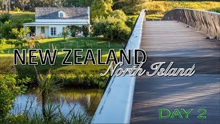 FROM AUCKLAND TO KERIKERI - day 02 - North Island, New Zealand