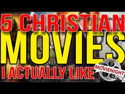 5 Christian Movies I Actually Like | Say Goodnight Kevin