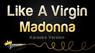 Madonna - Like A Virgin (Karaoke Version)