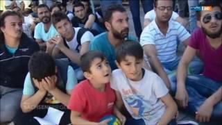 Asylanten verlassen massenweise Sachsen