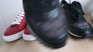 Покупки женской обуви в Америке (DKNY, Coach, Tommy Hilfiger) - Видео от Tanya