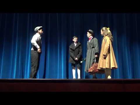 Free Download Mary Poppins Jr. Prologue, Chim Chimney, Jolly Holiday Mp3 dan Mp4