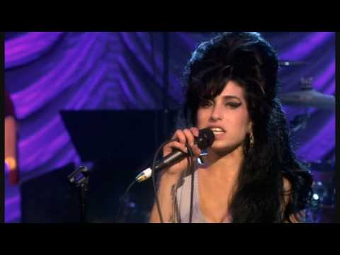 Amy Winehouse - He Can Only Hold Her - Doo Wop (That Thing) - Live HD