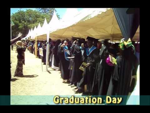 Victor Bett's Graduation   Technical University of Mombasa