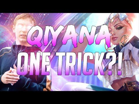 G2 Caps | QIYANA IS MY NEW ONE TRICK?!