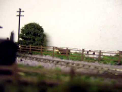 My Model Railway (Last Vid For Two Weeks)
