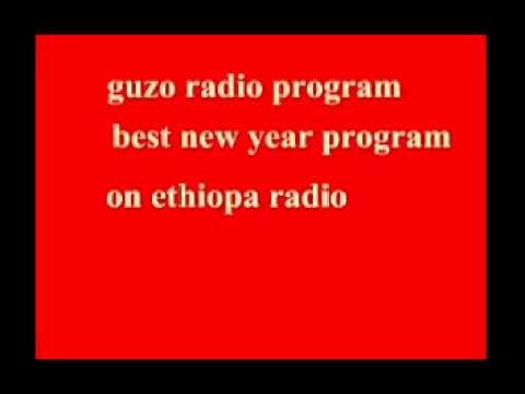 guzo radio program best new year program