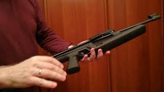 Обзор. Пневматическая винтовка ИЖ-60