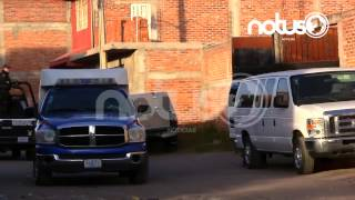 """""""Narcofosa"""" en Pénjamo: al menos cinco cuerpos"""