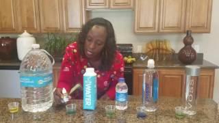 PH water test part 3