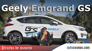 Geely Emgrand GS a prueba - China Chic | Autocosmos