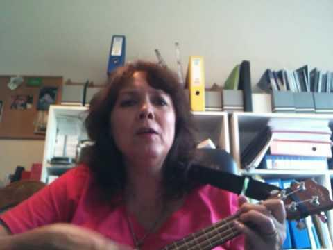 Goodnight sweetheart goodnight ukulele cover - YouTube
