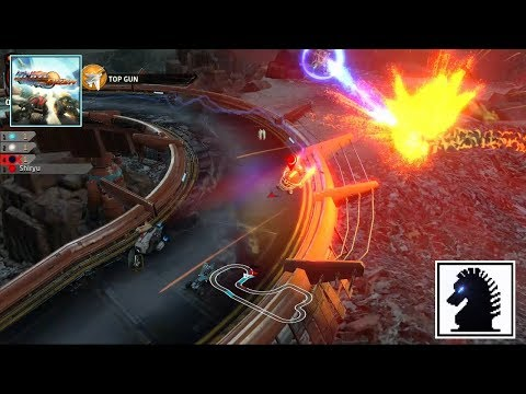 NS BlazeRush - RocketRoll  