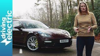 Porsche Panamera Hybrid Review - Drivingelectric