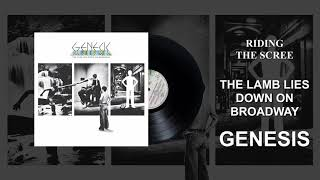 Genesis - Riding The Scree (Official Audio)
