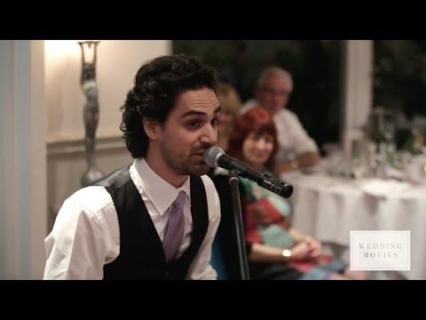 """""""THE BEST BEST MAN'S SPEECH EVER!"""" - by Daniel Buccheri"""