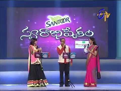 Swarabhishekam - SP Charan & Sumangali Performance -Bavavi NuvvuSong - 22nd June 2014
