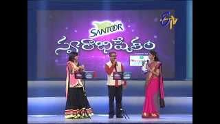 Swarabhishekam - SP Charan & Sumangali Performance -Bavavi Nuvvu  Song - 22nd June 2014