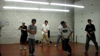 "Fj's Choreo To ""the Battle"" By The Neptunes"