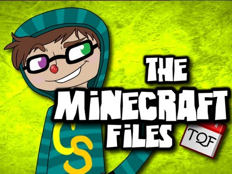 The Minecraft Files - #244 TQF - Underwater Base Enchantments! (HD)