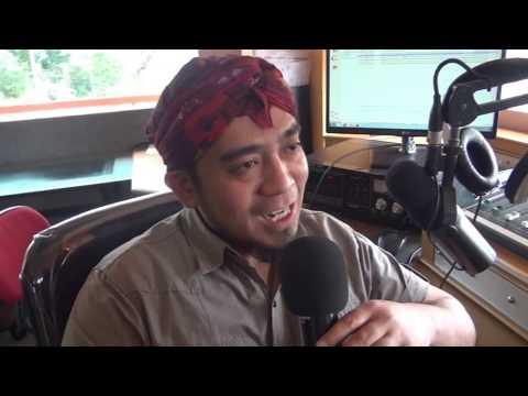Inilah sosok mbah Sakti, penyiar Campursari Radio Tidar Sakti Batu