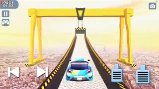 Extreme Car Stunt Driving 2018 - Impossible Car Games - Android Gameplay FHD #5