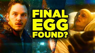 Guardians of the Galaxy EASTER EGG FOUND? James Gunn Update!