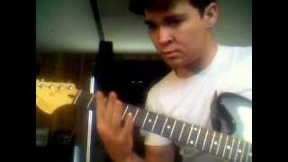 How to play Jackson Mississippi Guitar Lesson