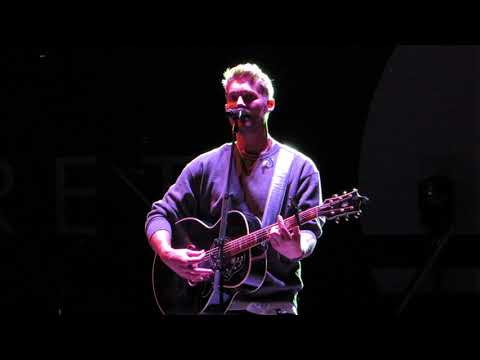 "Brett Young ""She's Every Woman (Garth Brooks Cover)"" Live @ Mercer County Park Festival Grounds"