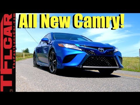 2018 Toyota Camry: The Top 5 Unexpected Surprises
