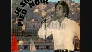 Le chanteur Algérien Luc Cherki