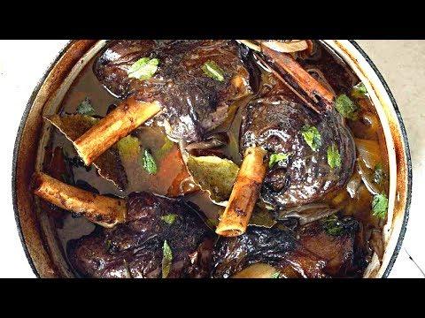 Рецепт от Гордона Рамзи - Баранина медленного приготовления