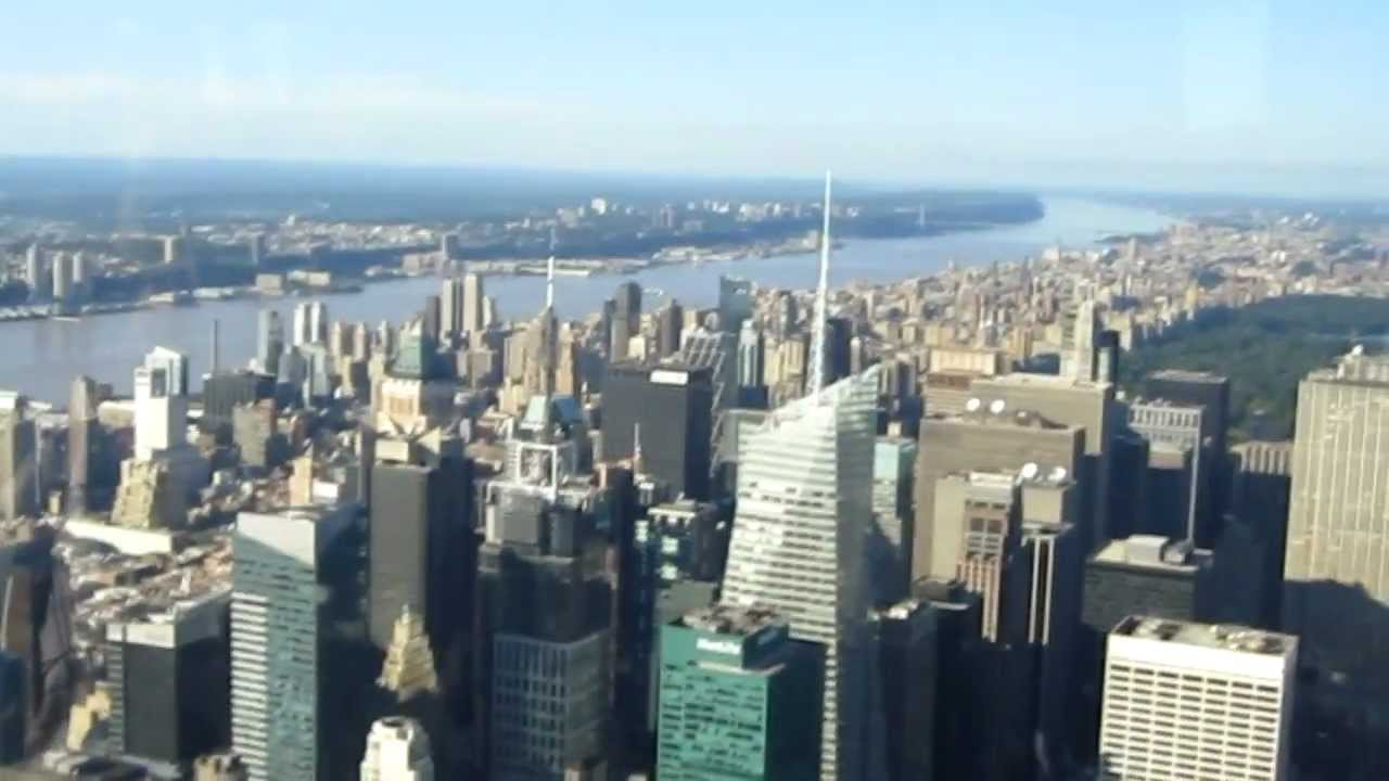 Empire state building tour youtube for 103rd floor empire state building
