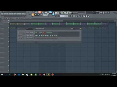 Making Indian Teenmar Beat on FL Studio