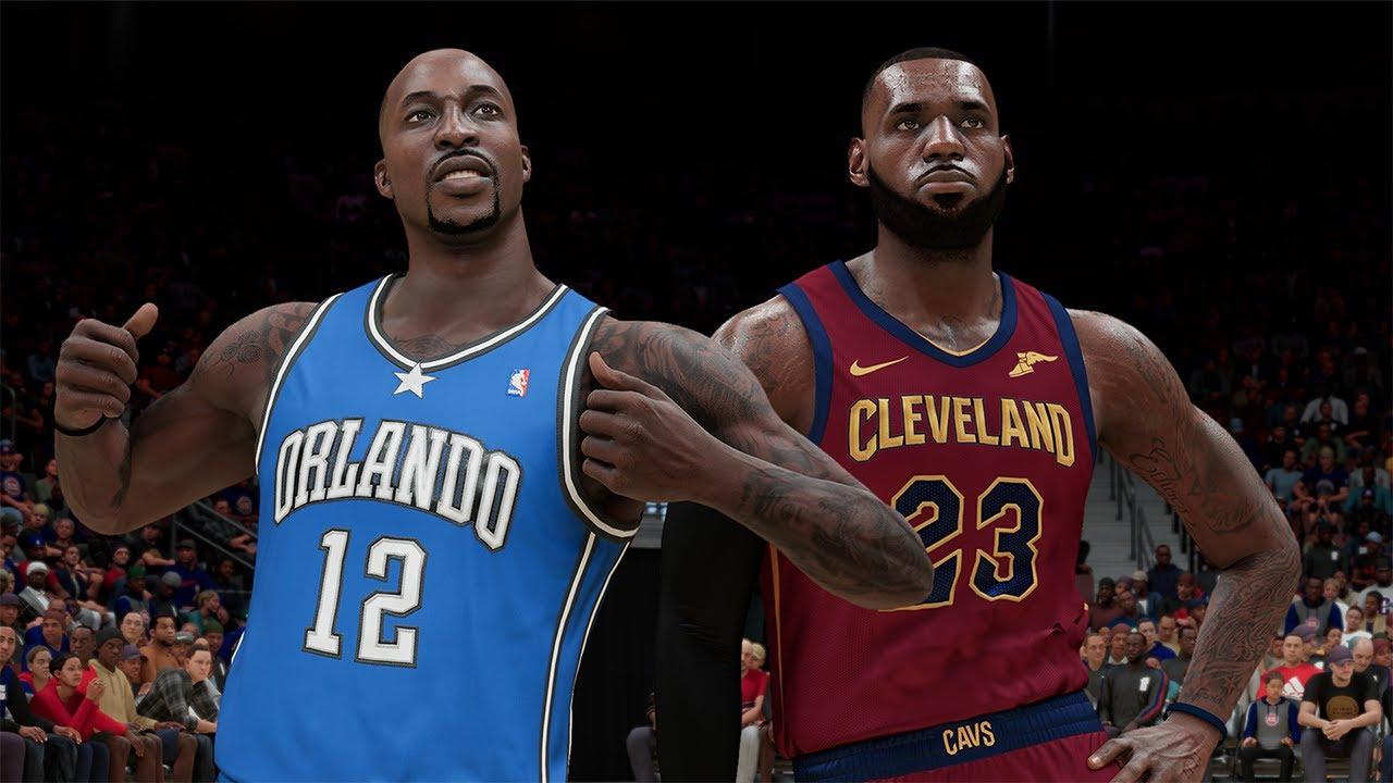 NBA 2K21 MyTEAM: Glitched Packs