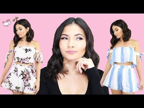 Lo Que Pedi VS Lo Que Recibi 🤔 Fashion Haul 🦄 Bessy Dressy