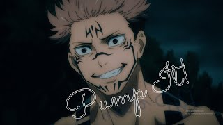 Download Pump It - Jujutsu Kaisen「AMV」