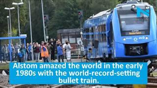 Salient features of World's First Zero Emissions Hydrogen Train