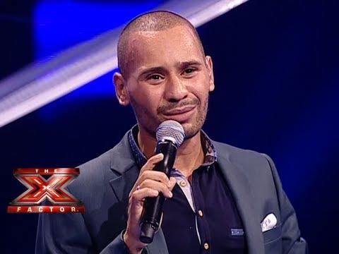محمد الريفي - سيرة الحب - العروض المباشرة - الاسبوع 8 - The X Factor 2013