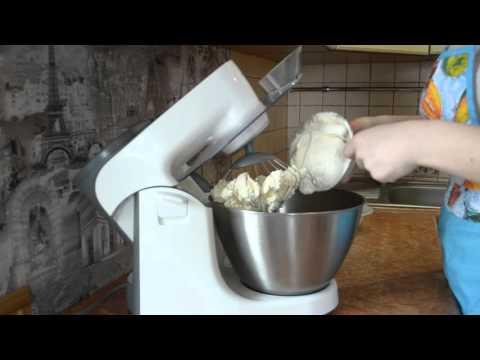 Очень вкусный рецепт творожно-сметанного крема.