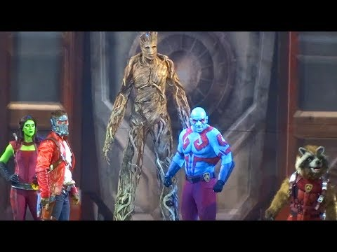 """Marvel Universe LIVE!"" 2017 tour highlights from opening night in Los Angeles"