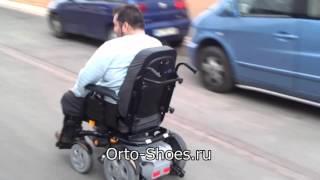 Инвалидная коляска с электроприводом Invacare Kite(Купить инвалидная коляска с электроприводом Invacare Storm можно в магазине Orto-Shoes.ru. Доставка по Москве и всей..., 2015-09-30T20:13:31.000Z)
