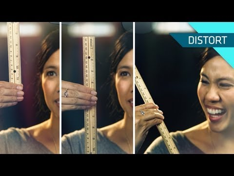 Measuring Your Dumbness With A Ruler In SLOW MOTION!