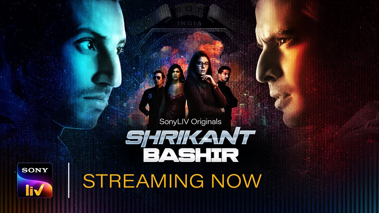 Shrikant Bashir Indian thriller web series